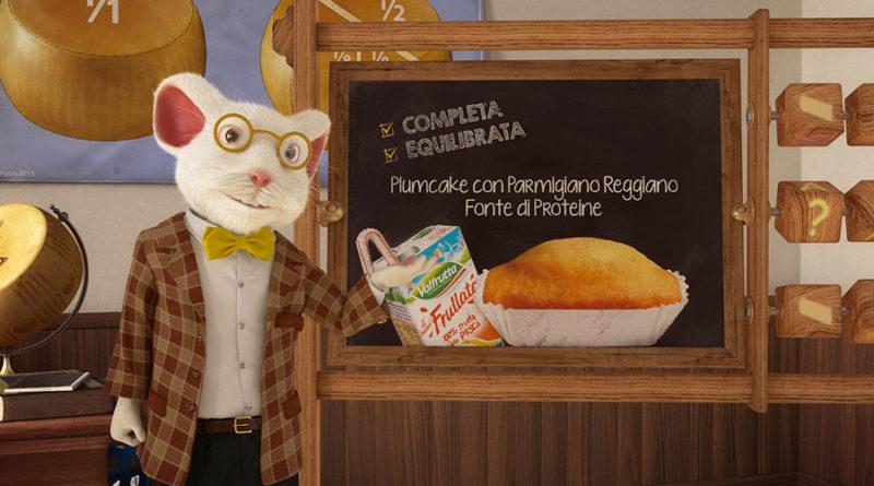 Plumcake Parmareggio